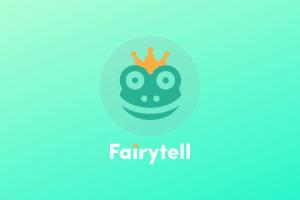 Fairytell børnelydbogsapp